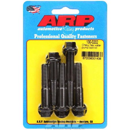 ARP INC. 130-3202 CHEVY HEX WATER PUMP BOLT KIT