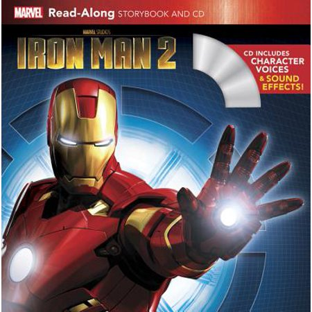 Blonde Storybook Characters (Iron Man 2 Read-Along Storybook and)