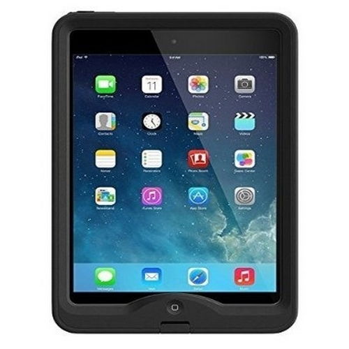 LifeProof 1405-01 Nuud WaterProof Series Case for Apple iPad Mini - Black