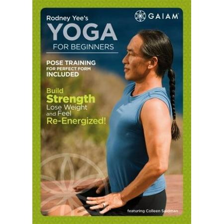- Ultimate Yoga For Beginners (DVD)