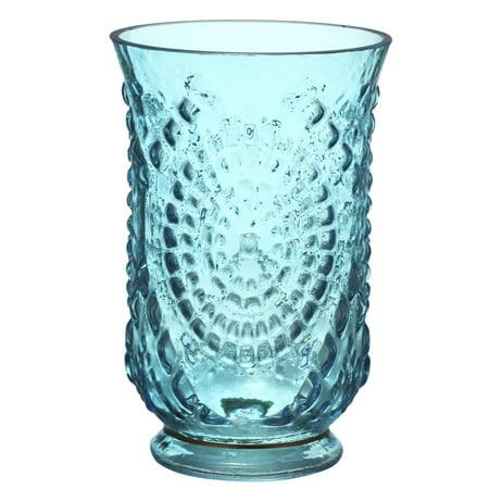 Well- Designed Alluring Charlotte Glass, Blue