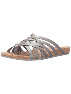 f0ad3e461 Product Image Ahnu Womens Maia Leather Crossover Thong Sandals