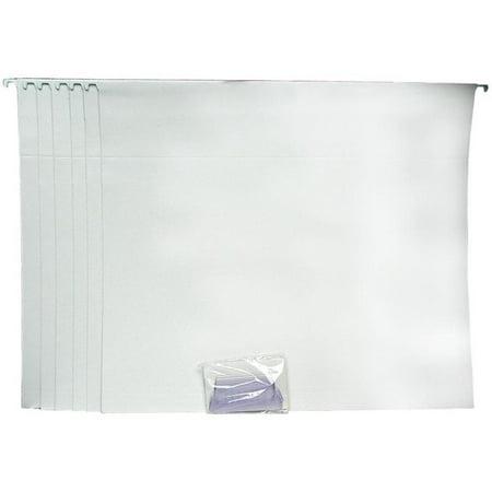 Cropper Hopper Hanging File Folder 15x13 Wht -