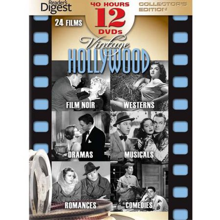 Reader's Digest: Vintage Hollywood - 24 Films