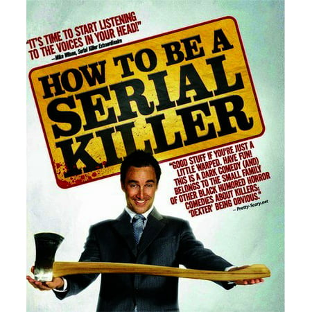 How to Be a Serial Killer (Blu-ray) - Scary Serial Killer Movies