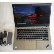 "Under Manufacture Warranty - Refurbished Lenovo Thinkpad T490s 14"" FHD i5-8265U 8GB 256GB SSD 4G LTE W10P Laptop"