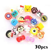 Cute Animal Bite Cable Data Protector Winder Organizer for Smartphone Data Line Phone Protection Accessories