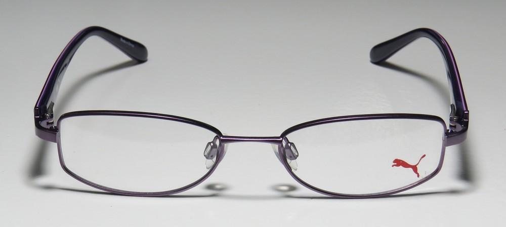 New Puma 15356 Femto Womens/Ladies Designer Full-Rim Purple ...