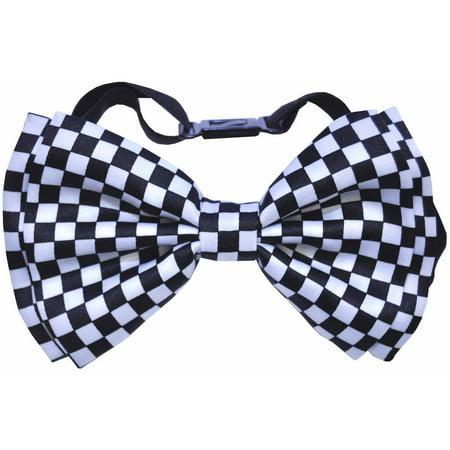 Bow Tie Adult Halloween Accessory - Halloween Boosie