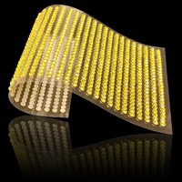 1512 Pcs Bulk Sheet 6mm Clear Self Adhesive Diamante Stick on Rhinestone Gems Craft
