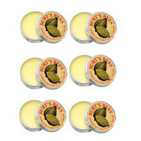 Burt's Bees Lemon Butter Cuticle Cream, 0.6 Ounces (Pack of 6)
