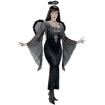 Women's Fallen Angel Costume