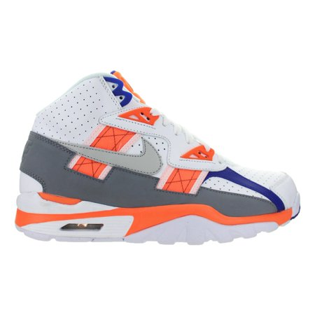new product 558ae ed8a4 Nike - Mens Nike Air Trainer SC High Auburn Bo Jackson White Light Zen Grey  T ...