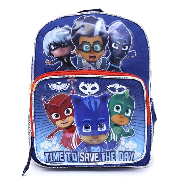 Mini Backpack - PJ Mark - Save the Day New 173740