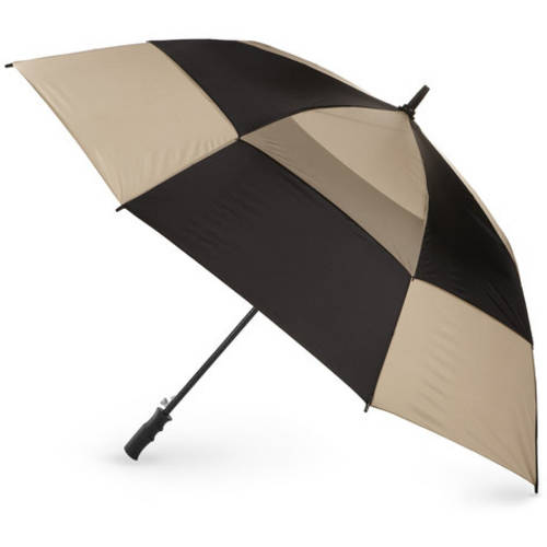 "Totes Stormbeater Vented Golf Umbrella 60"" Canopy"