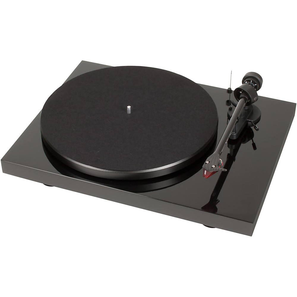Pro-Ject Debut Carbon DC Record Player Black by Pro-Ject