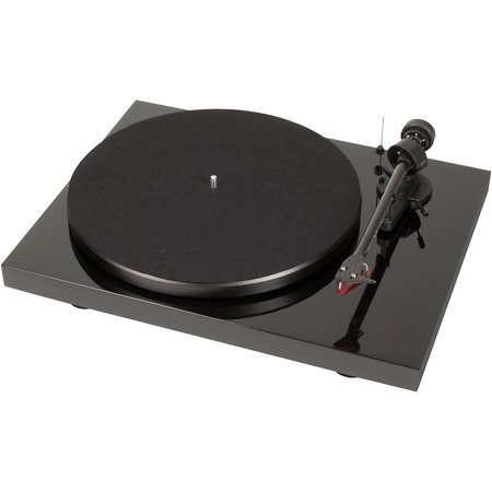 Pro-Ject Debut Carbon DC Record Player Black by