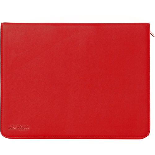 Hard Candy Candy Note Case for iPad 2, Red