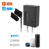 """EACHEN WiFi Smart Switch Garage Door Controller Compatible Garage Door Opener Smart Phone Remote Control APP """"Tuya/SmartLife"""" Timing Function Compatible with and for Home for Voice Control IFTTT"""