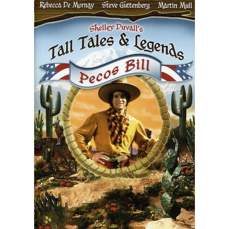 Tall Tales   Legends  Pecos Bill