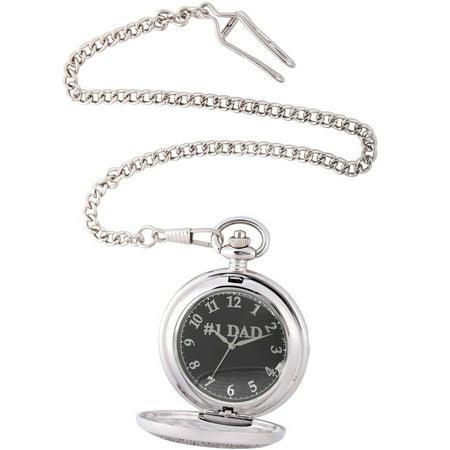 Men's Family Dad Pocket Watch, (Dad Pocket Watch)