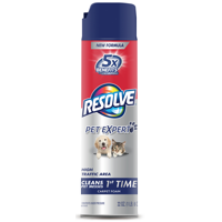 Resolve Pet High Traffic Carpet Foam, 22oz Can