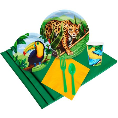 Jungle Party Pack for 24](Jungle Java Halloween Party)