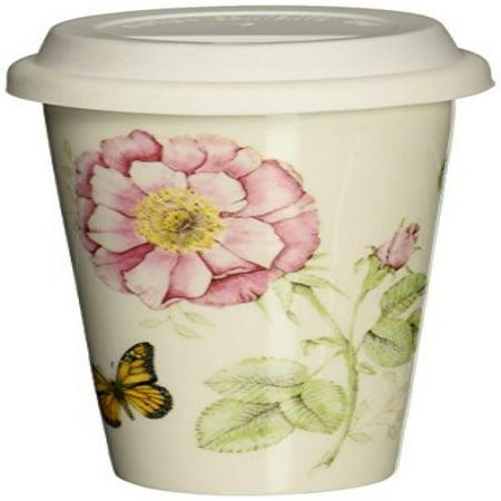 Lenox Butterfly Meadow Thermal Travel Mug 10 Oz Walmart Com