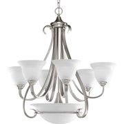 Torino Collection Six-Light, Two-Tier Chandelier