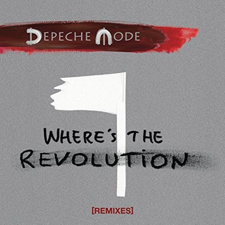 Where's The Revolution (Remixes) (Vinyl)