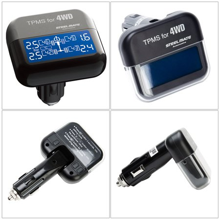 Steelmate TP-03S TPMS Tire Pressure Monitoring System with
