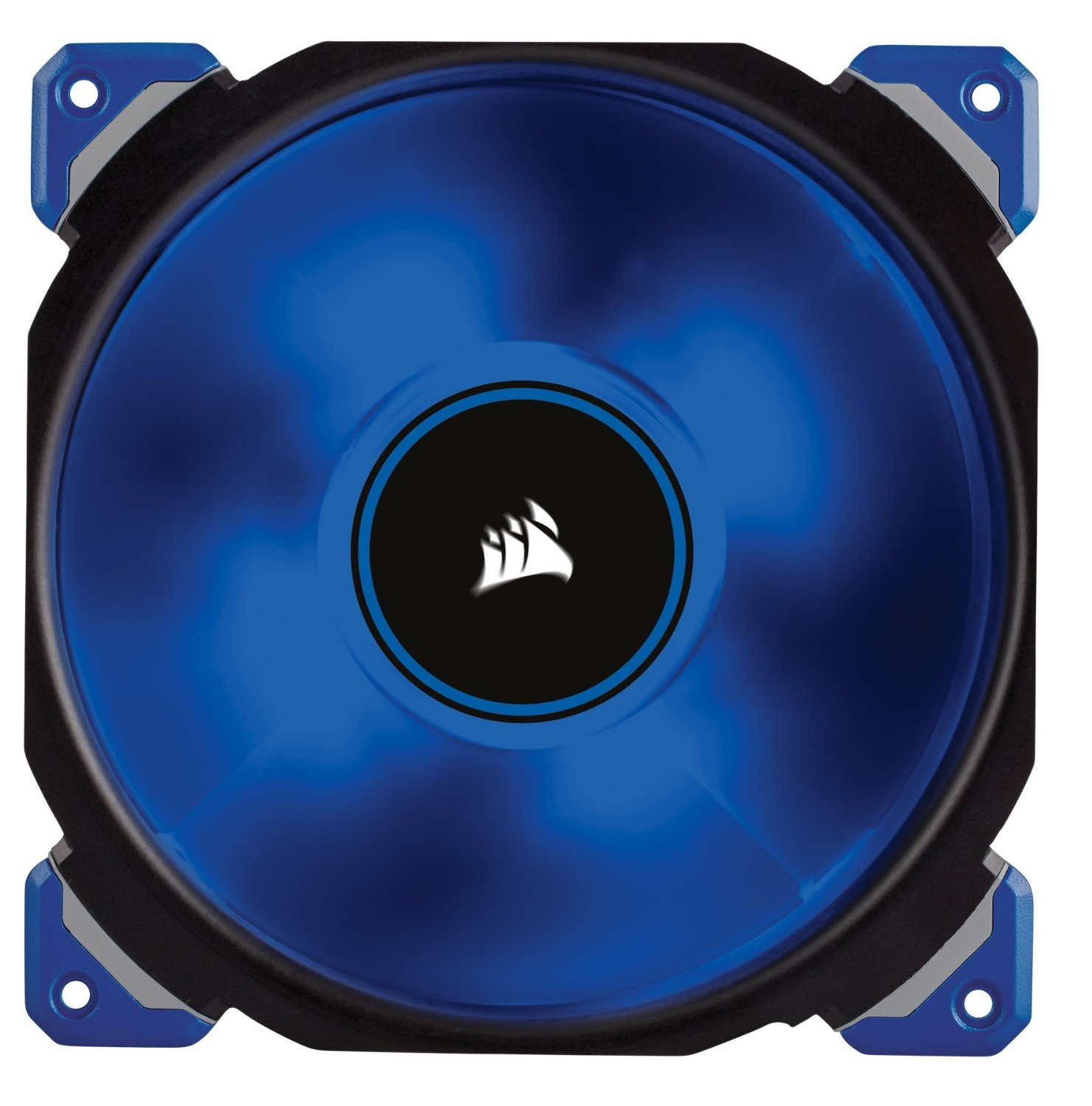 Corsair ML140 Pro LED, Blue, 140mm Premium Magnetic Levitation Cooling Fan CO-9050048-WW - CO-9050048-WW