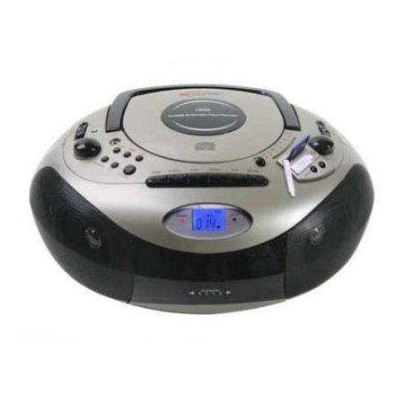 Califone Spirit SD CD Cassette Stereo Boombox 4Way Speak Via Ergoguys (1886) by