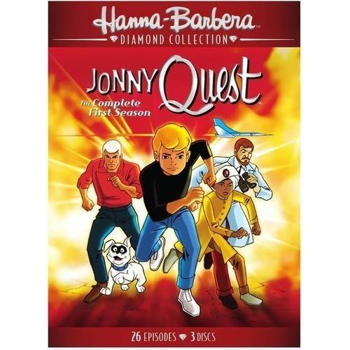 Jonny Quest: The Complete First Season (DVD)