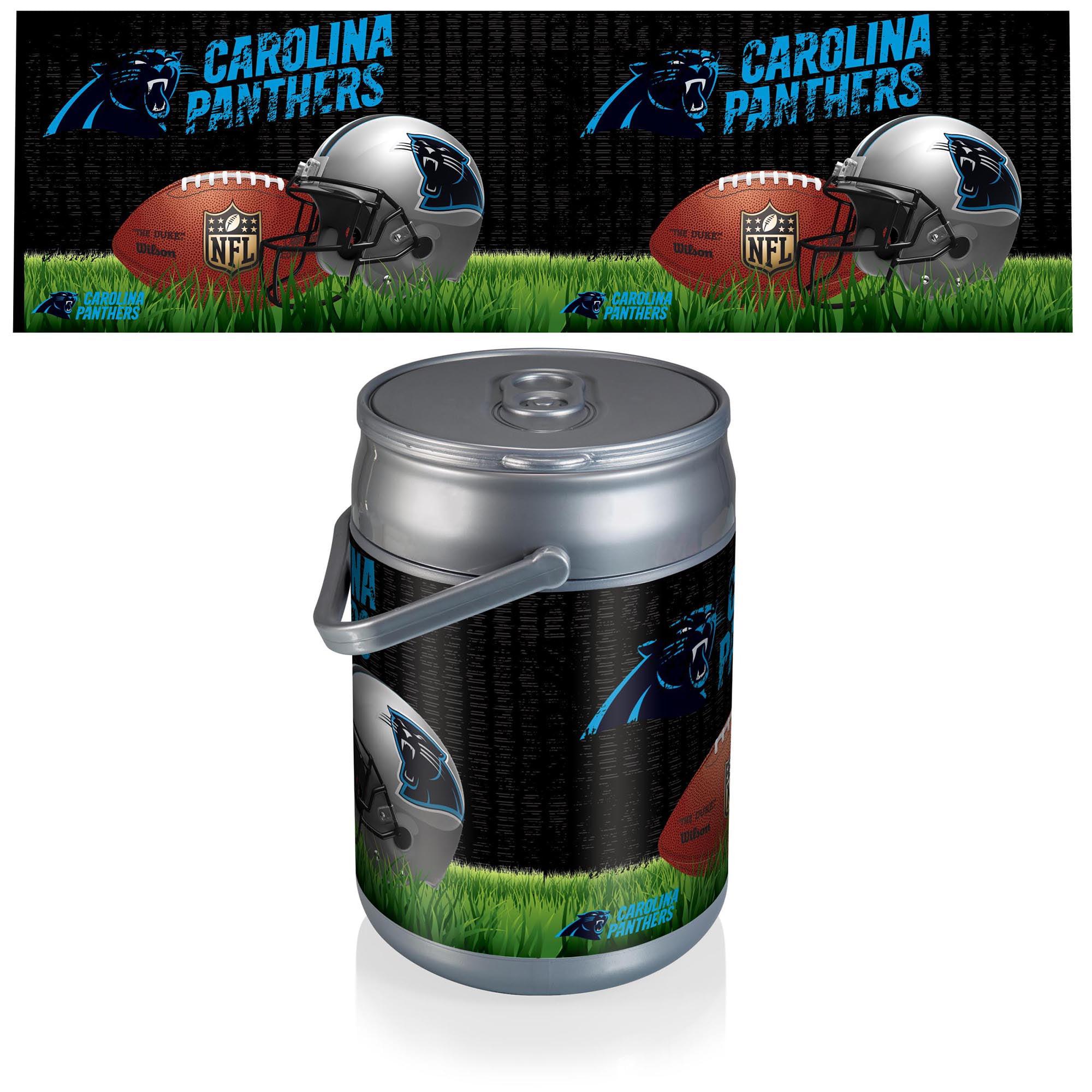 Carolina Panthers Football Can Cooler - No Size