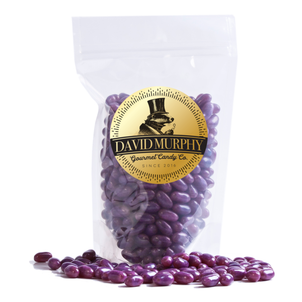 David Murphy Gourmet Jelly Beans - Natural Grape Flavor, 1lb