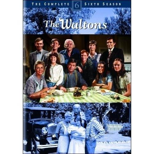The Waltons: The Complete Sixth Season (Full Frame)