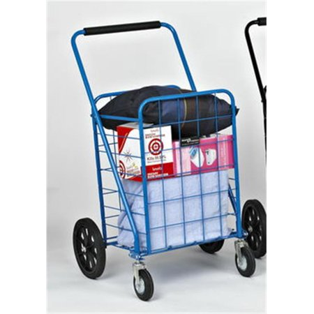 Narita Trading Company Sunny Super Shopping Cart, Blue (Narita Mini Shopping Cart)