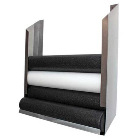 CanDo Foam Roller Wall Storage (Foam Tank Rack)