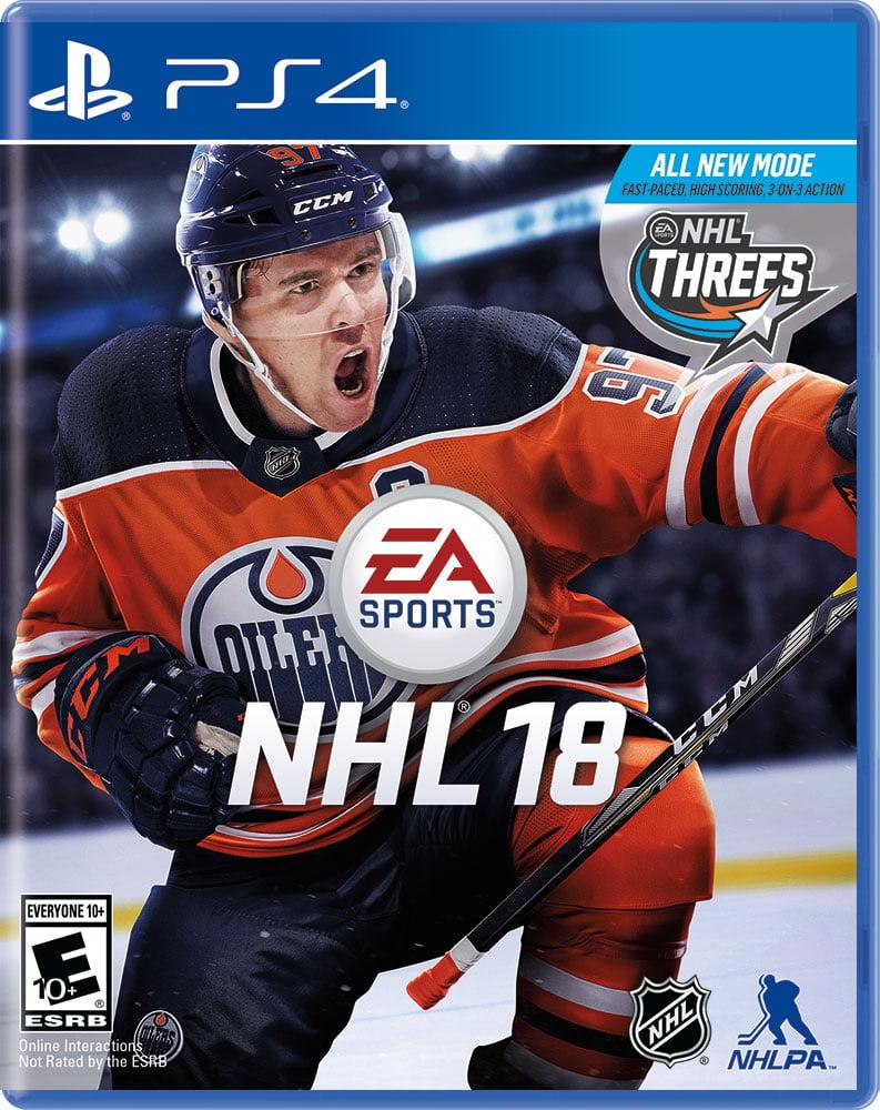 NHL 18, Electronic Arts, PlayStation 4, 014633369991 by Electronic Arts, Inc