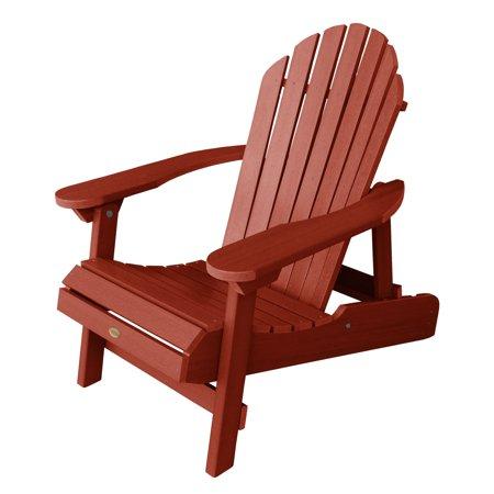 highwood® Eco-Friendly Hamilton Folding & Reclining Adirondack Chair ()