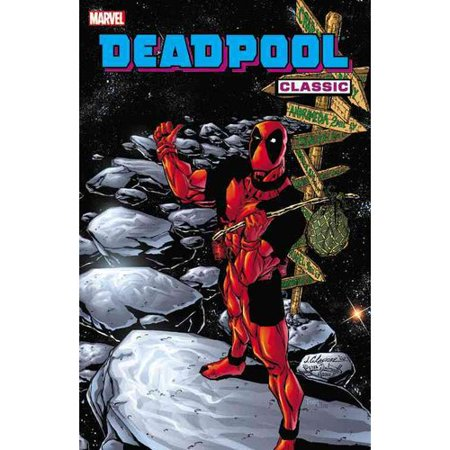 Deadpool Classic 6 by