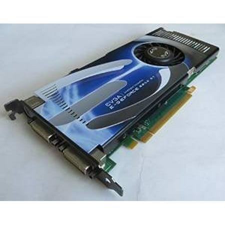 - evga 512 P3 N802 E1 512 MB GDDR3 SDRAM PCI-E Nvidia Video Card 512-P3-N802-B1: Computers