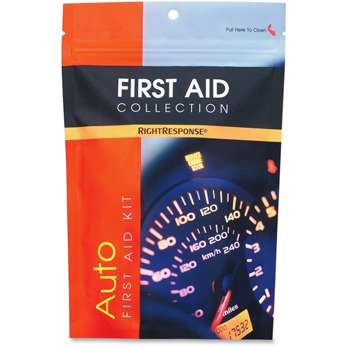First Aid Only Zip-N-Go Auto Kit 10098 by First Aid Only
