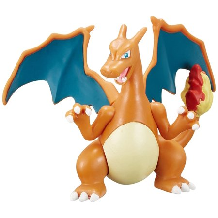 Takaratomy Monster Collection EX ESP-02 Figure Toy - - Girl Charizard