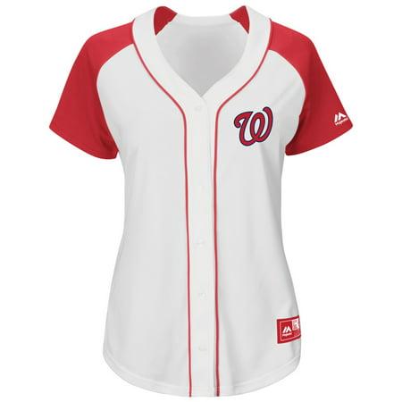 Bryce Harper Washington Nationals Womens MLB Majestic Fashion Replica Jersey by