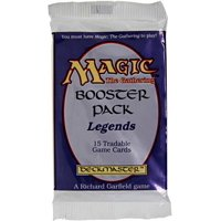 Magic The Gathering Legends Booster Pack