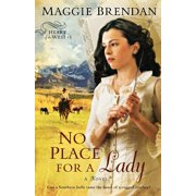 Heart of the West: No Place for a Lady (Paperback)