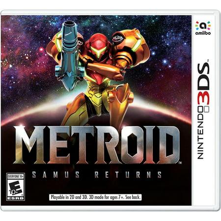 Metroid: Samus' Returns, Nintendo, Nintendo 3DS, [Digital Download],