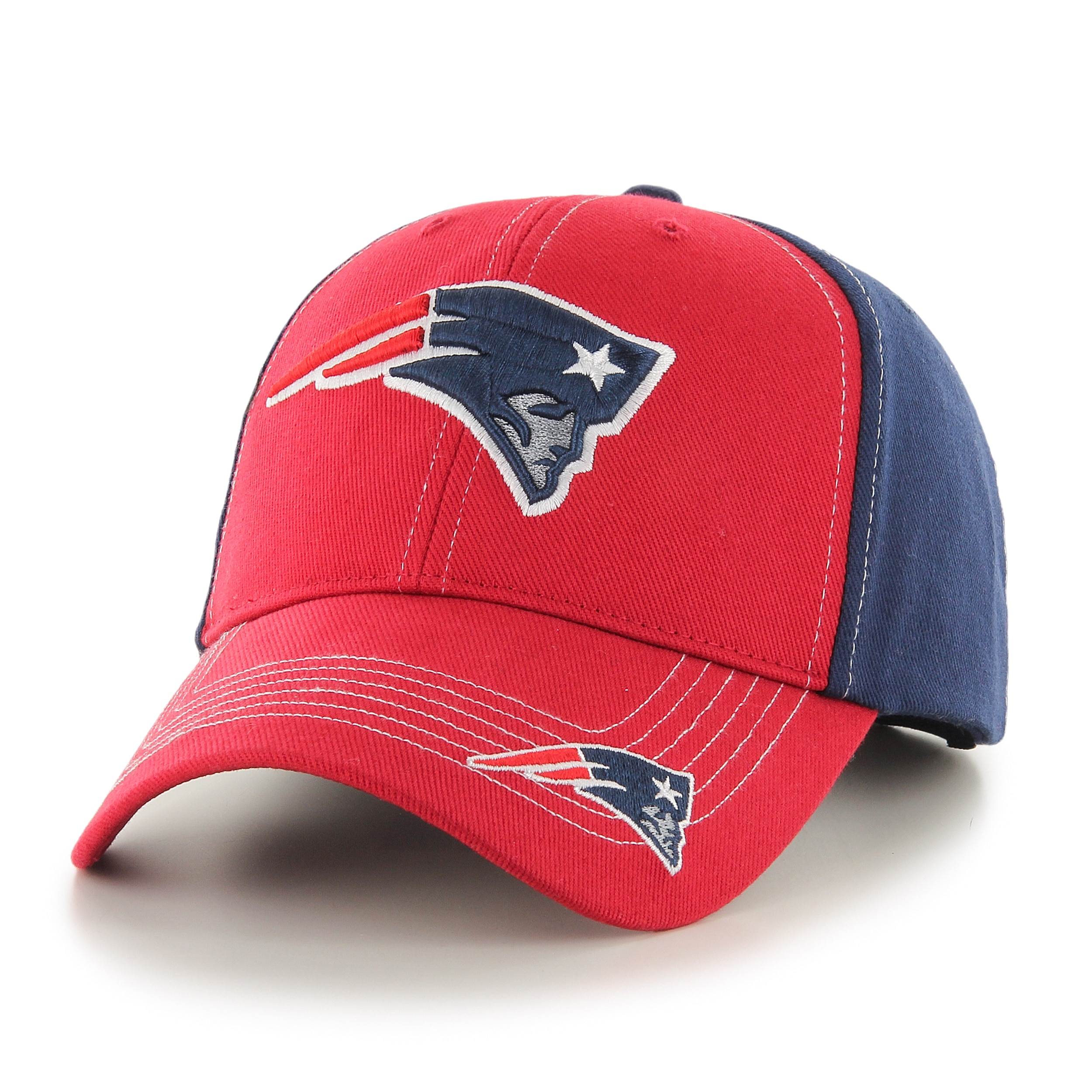 NFL Fan Favorite Revolver Cap, New England Patriots